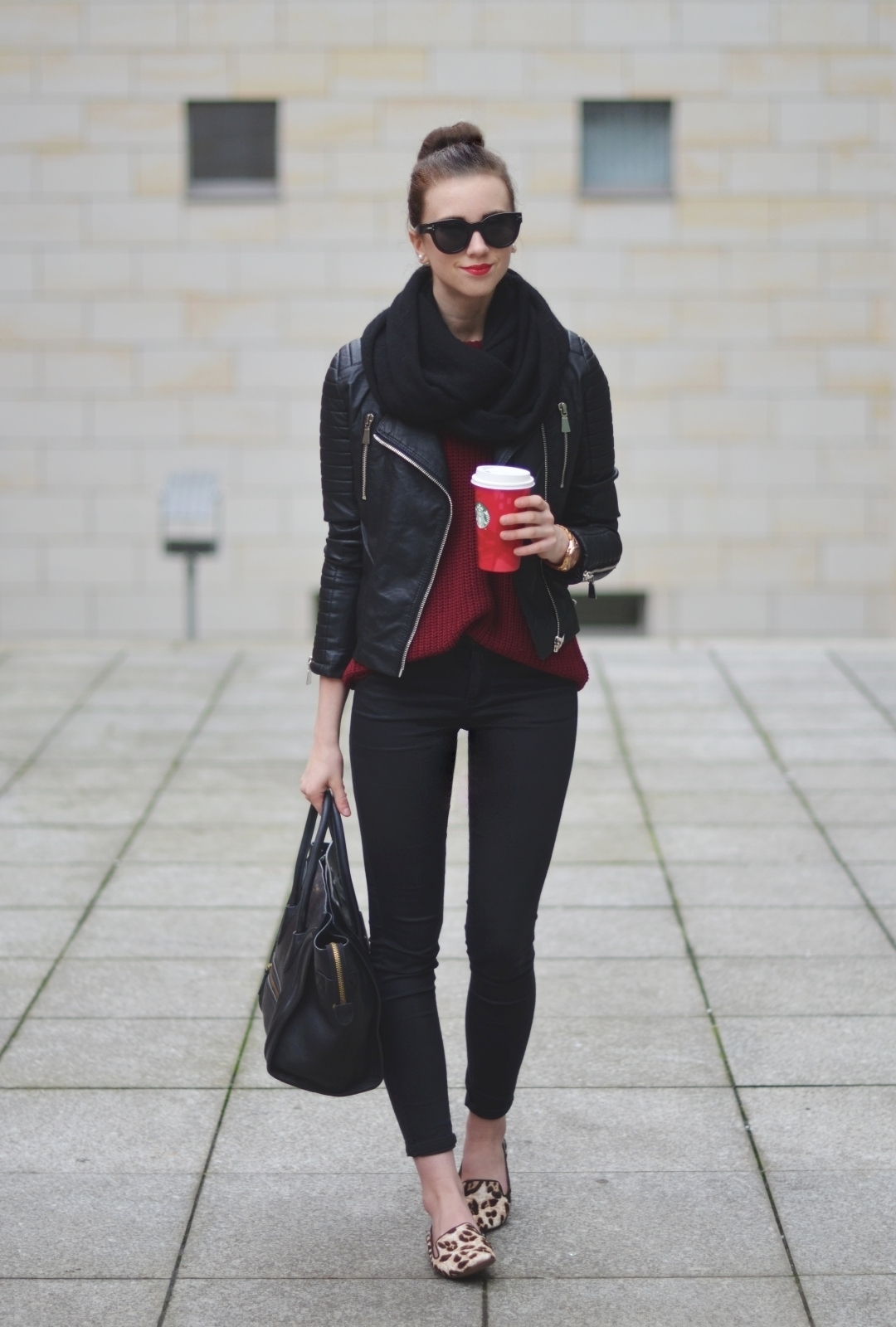 weekend chic outfit