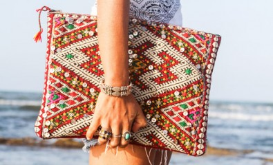 Moroccan inspired accessories