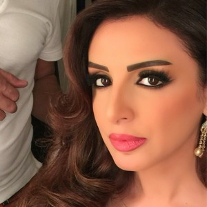 angham middle eastern makeup