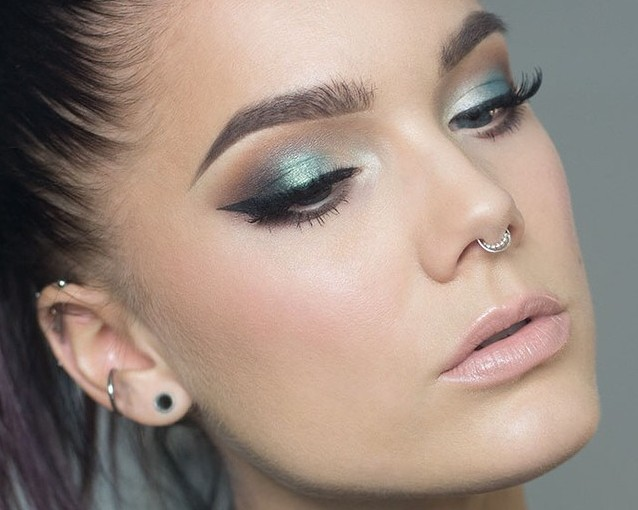 Party Makeup Inspiration From A Professional - Kaftan Mag