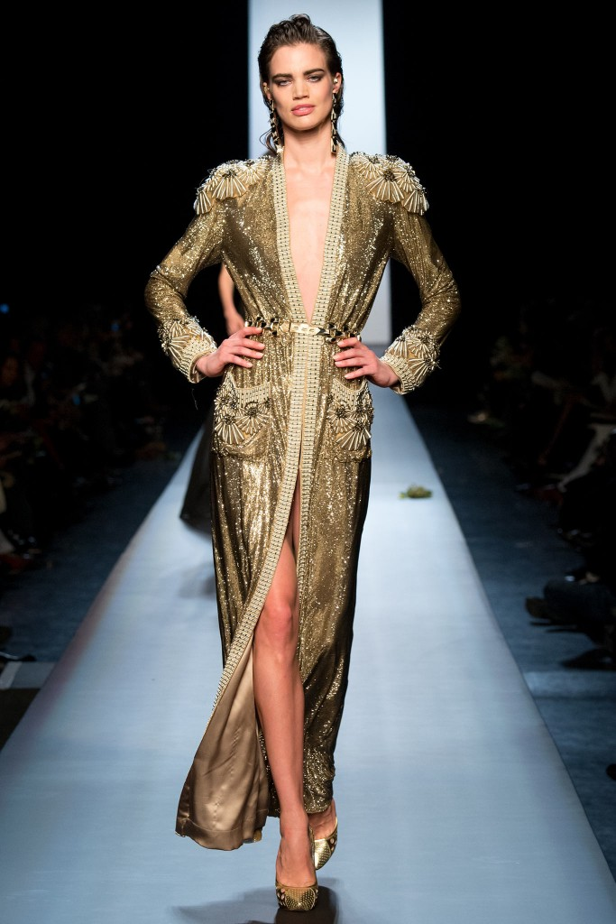 Jean Paul Gaultier Paris Fashion Week Haute Couture
