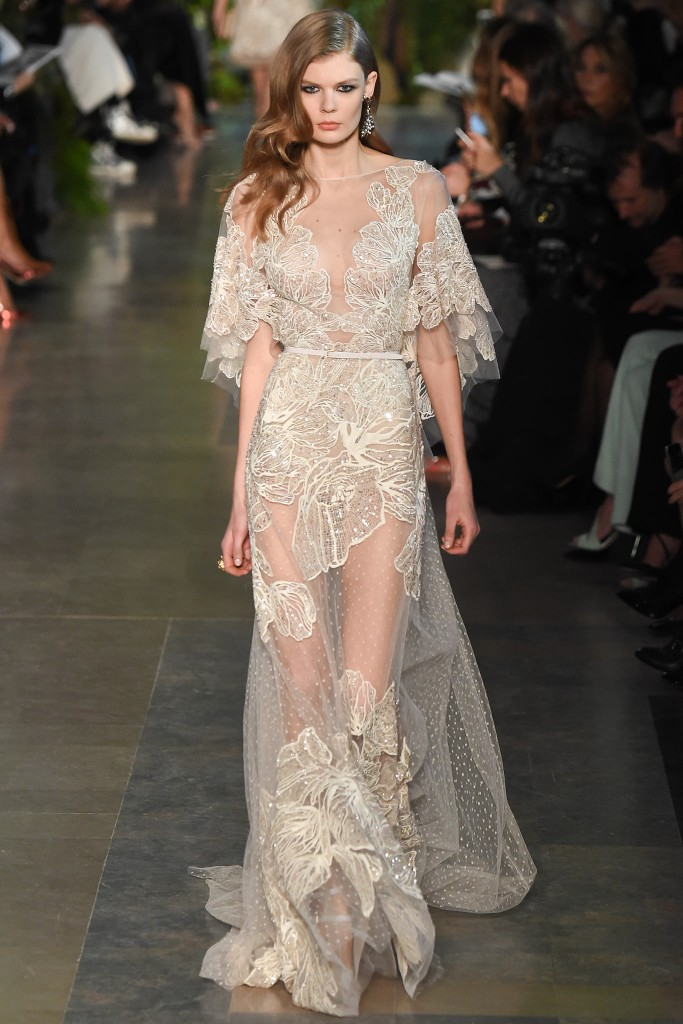 Elie Saab Paris Fashion Week