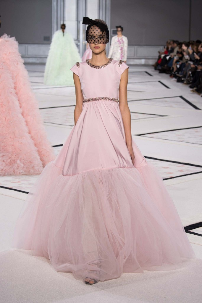 Giambattista Valli Paris Fashion Week Haute Couture