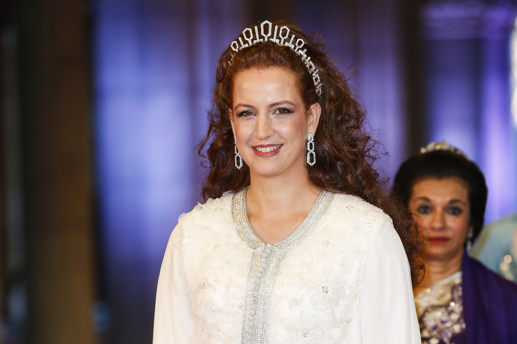 Princess Lalla Salma Disney version