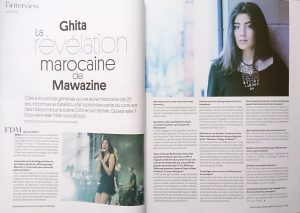 Print interview